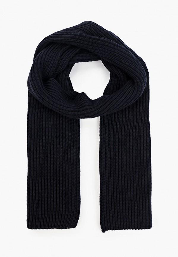 мужской шарф baon, синий