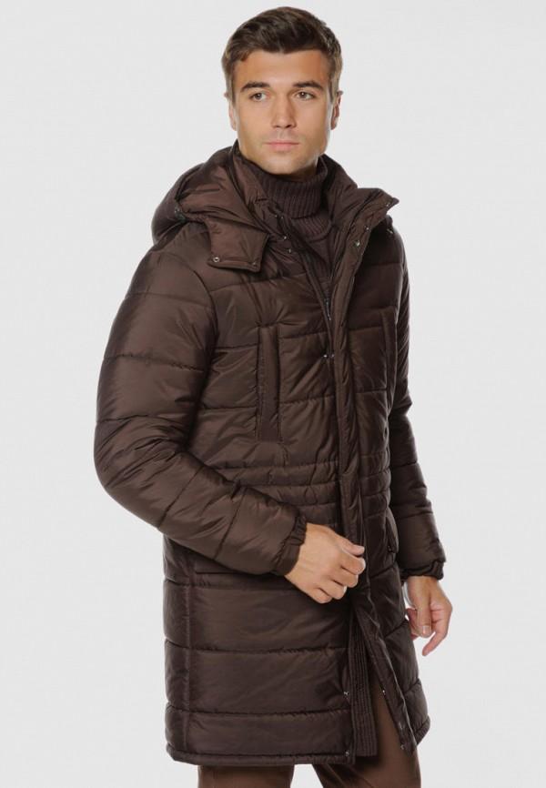 мужская куртка arber, коричневая