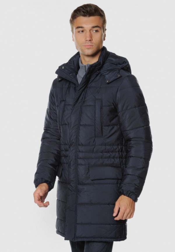 мужская куртка arber, синяя