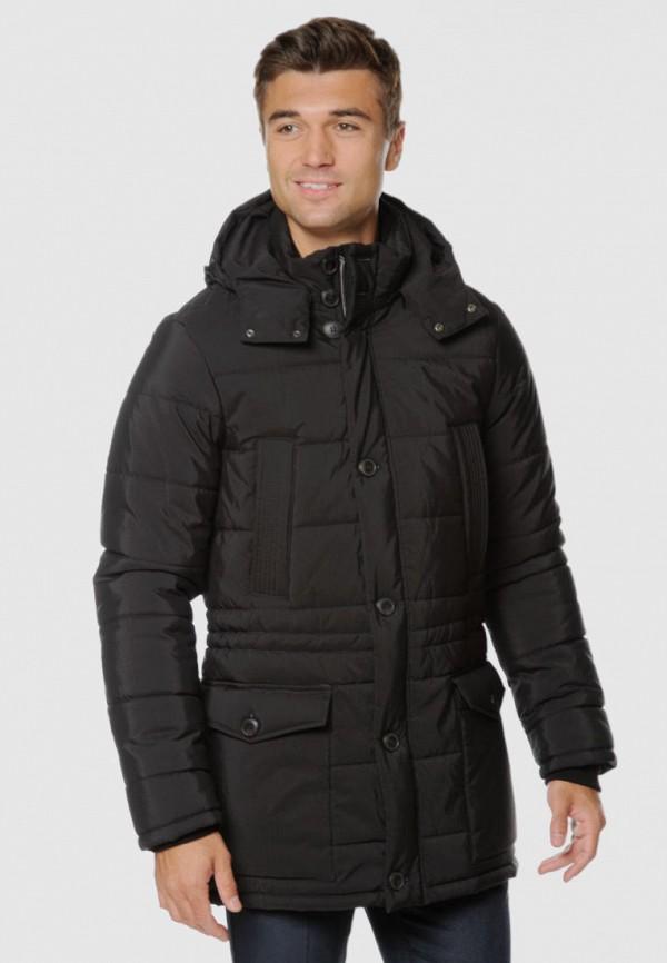 мужская куртка arber, черная