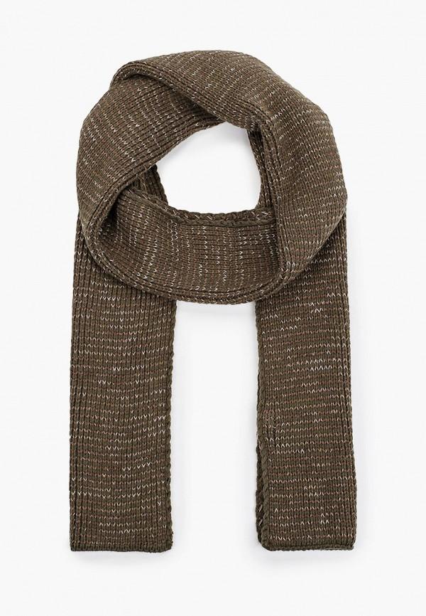 мужской шарф colin's, хаки