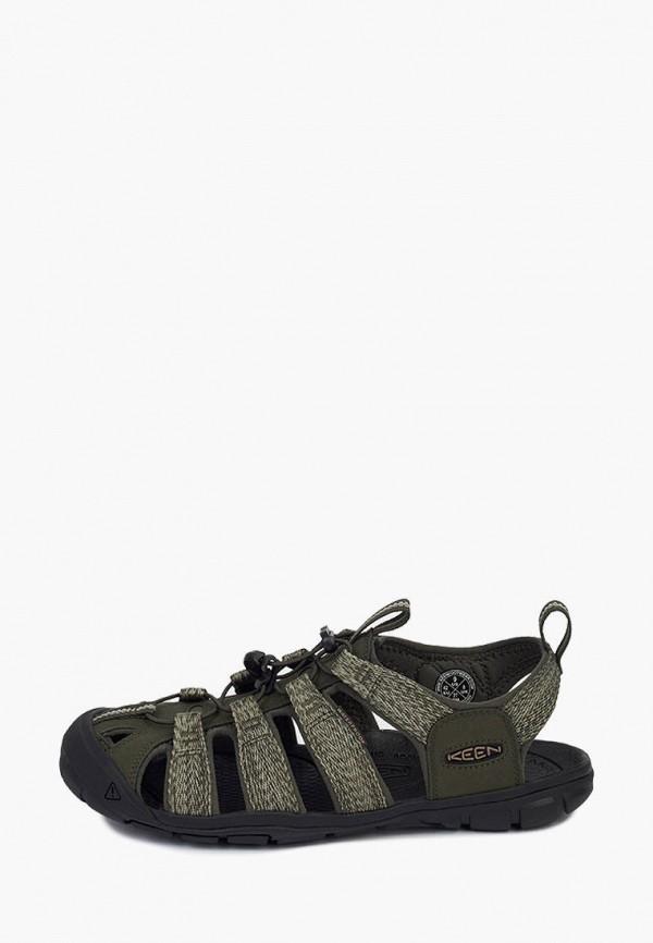 мужские сандалии keen, хаки