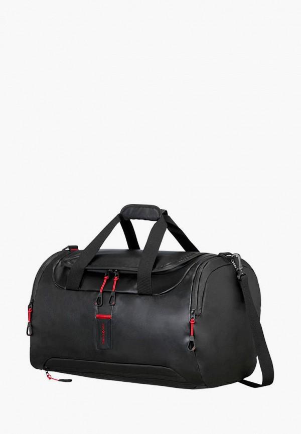 мужская дорожные сумка samsonite, черная