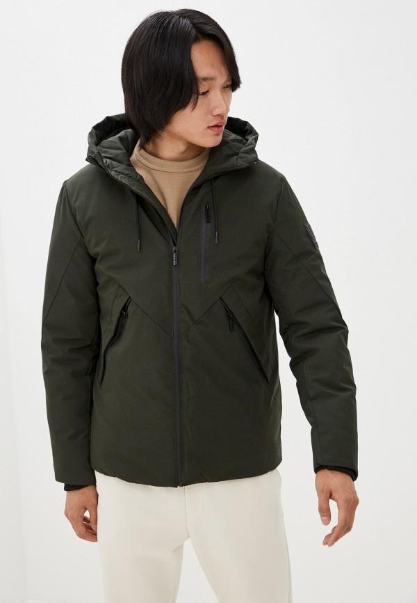 мужская утепленные куртка urban fashion for men, хаки