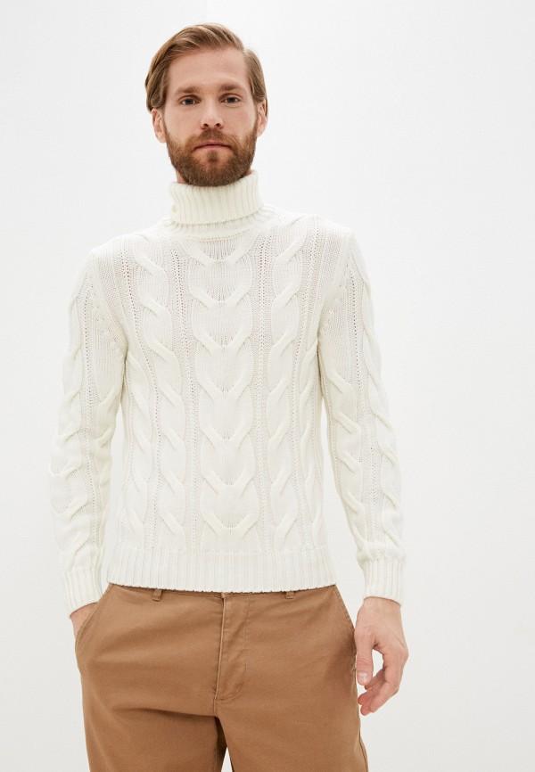 мужской свитер falconeri, бежевый
