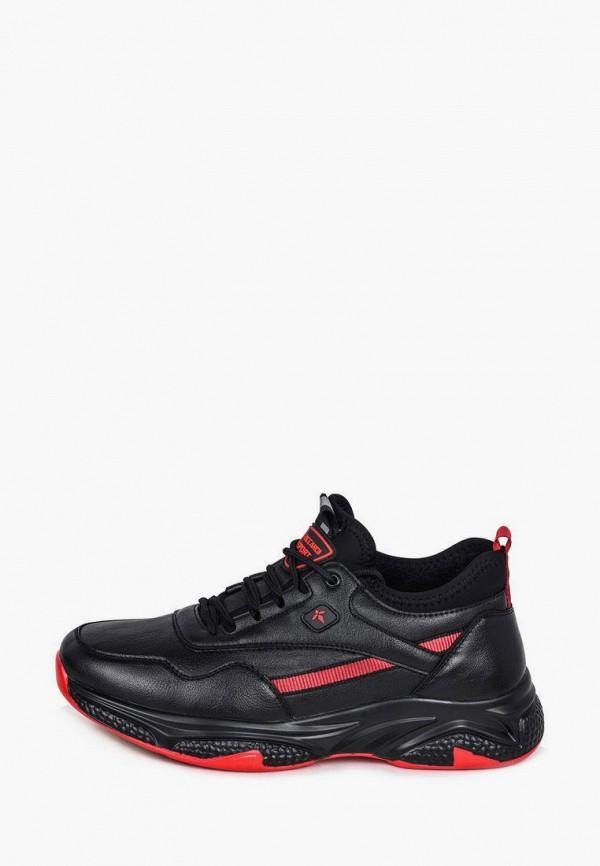 мужские низкие кроссовки t.taccardi, черные