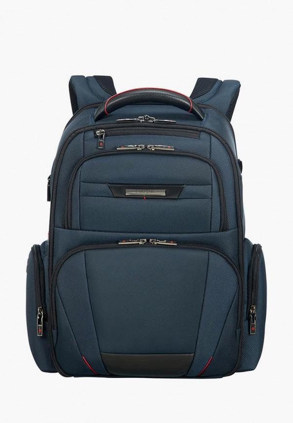 мужской рюкзак samsonite, синий