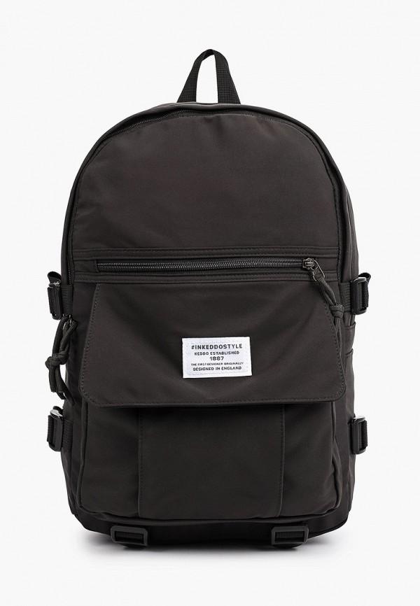 мужской рюкзак keddo, черный