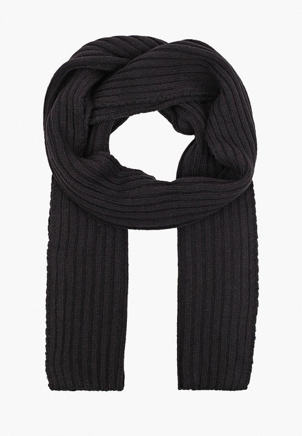 мужской шарф mascotte, черный