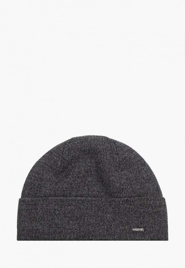 мужская шапка vitacci, серая