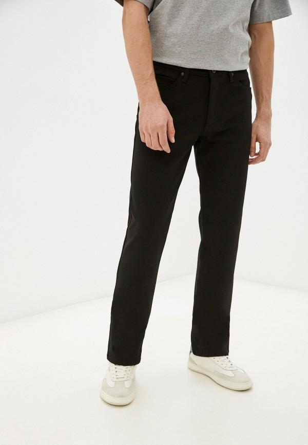 мужские утепленные брюки dairos, черные