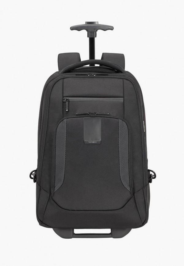мужской рюкзак samsonite, черный