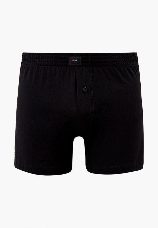 мужские трусы-шорты mark formelle, черные