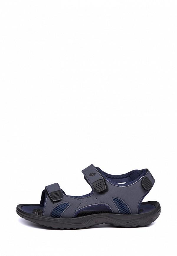 мужские сандалии lotto, синие