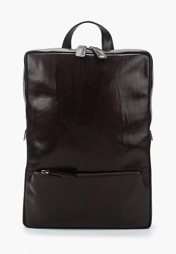 мужской портфель alexander tsiselsky, коричневый