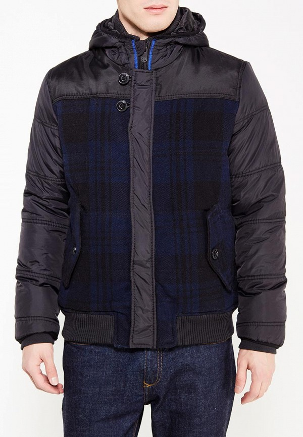 Купить Куртка утепленная Colin's, MP002XM0LZ0C, черный, Осень-зима 2017/2018