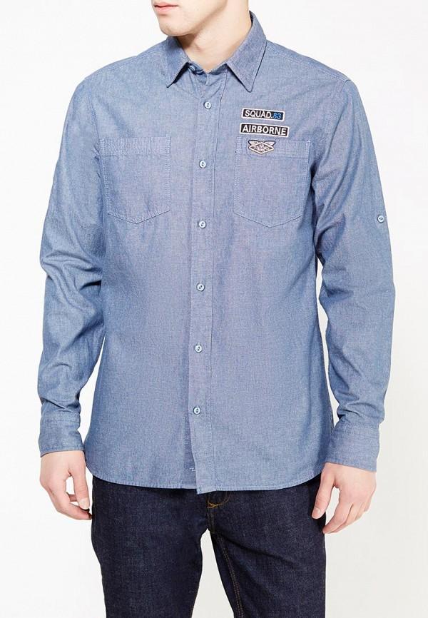 Купить Рубашка Colin's, MP002XM0LZ0N, синий, Осень-зима 2017/2018