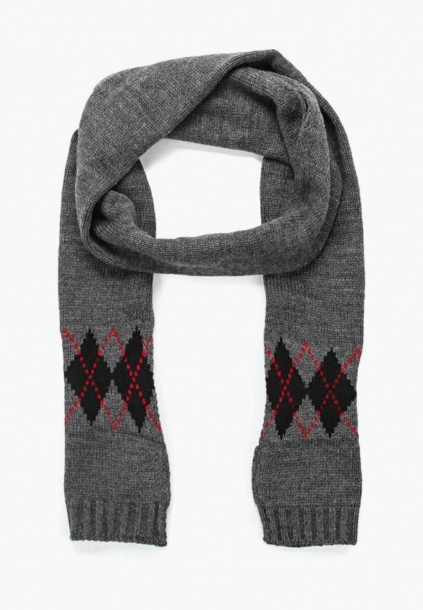 Купить Шарф Colin's, MP002XM0LZA7, серый, Осень-зима 2017/2018