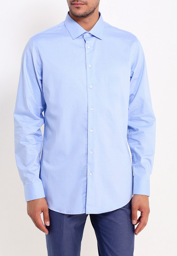 Купить Рубашка Stenser, MP002XM0LZBZ, голубой, Осень-зима 2017/2018