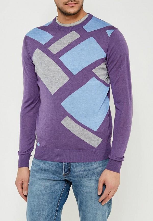мужской джемпер cudgi, фиолетовый