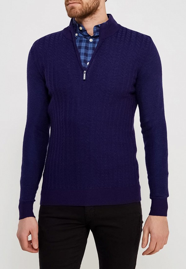 мужской свитер cudgi, синий