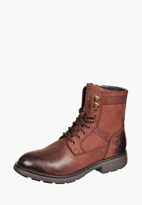Ботинки Woodland цвет коричневый