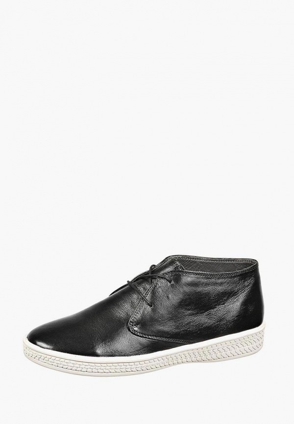 мужские высокие ботинки woodland, черные