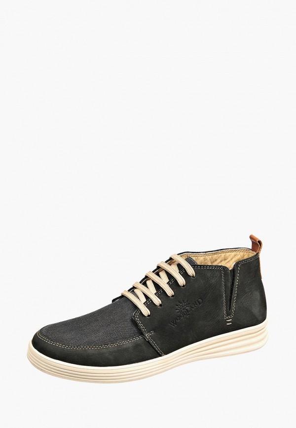 Ботинки Woodland Woodland MP002XM0M0J9 ботинки трекинговые woodland woodland wo010amurj46