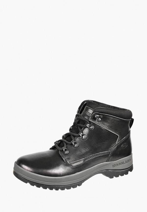 Ботинки Woodland Woodland MP002XM0M0JE ботинки трекинговые woodland woodland wo010amurj46