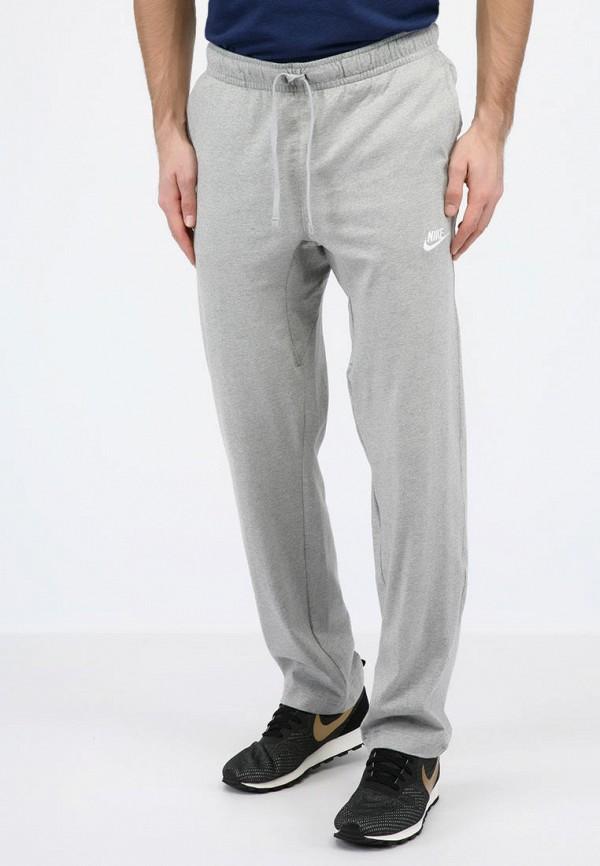 мужские спортивные спортивные брюки nike, серые