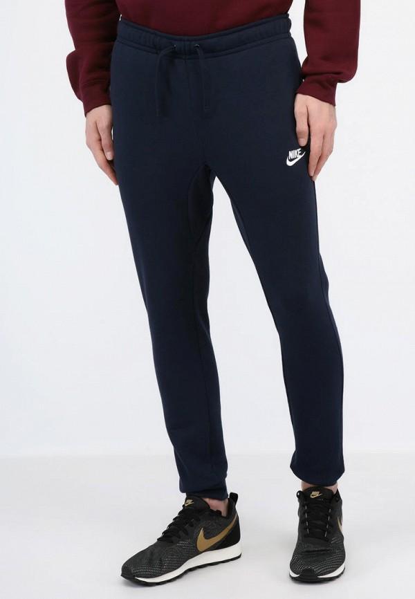 мужские спортивные спортивные брюки nike, синие