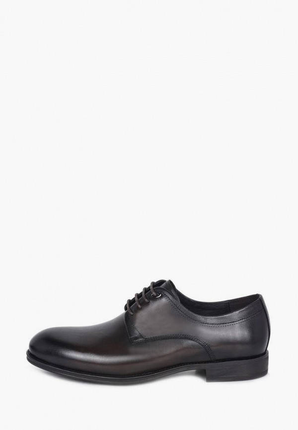 мужские туфли-дерби pierre cardin, коричневые