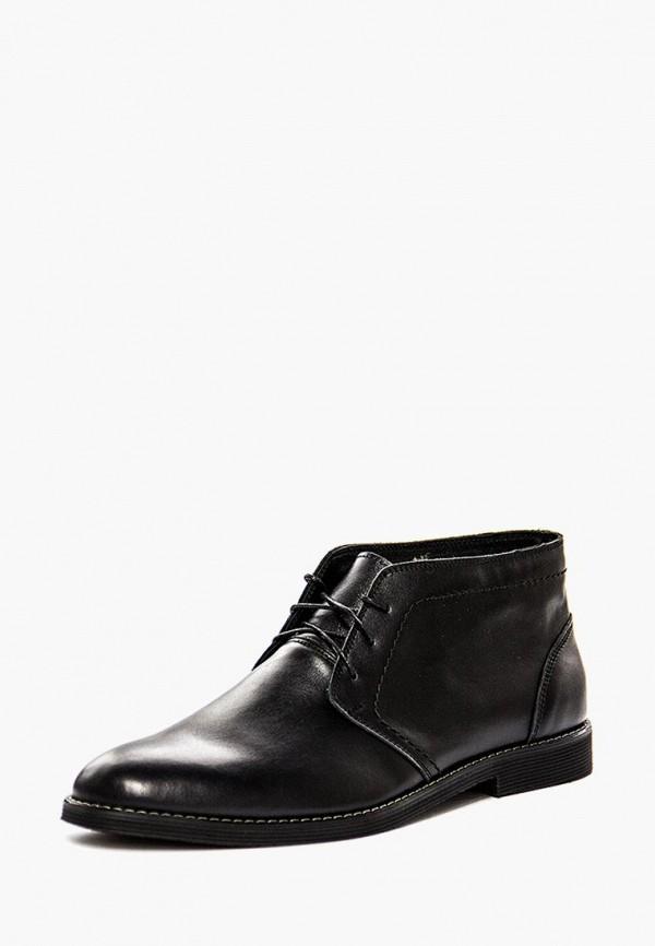 мужские ботинки handys, черные