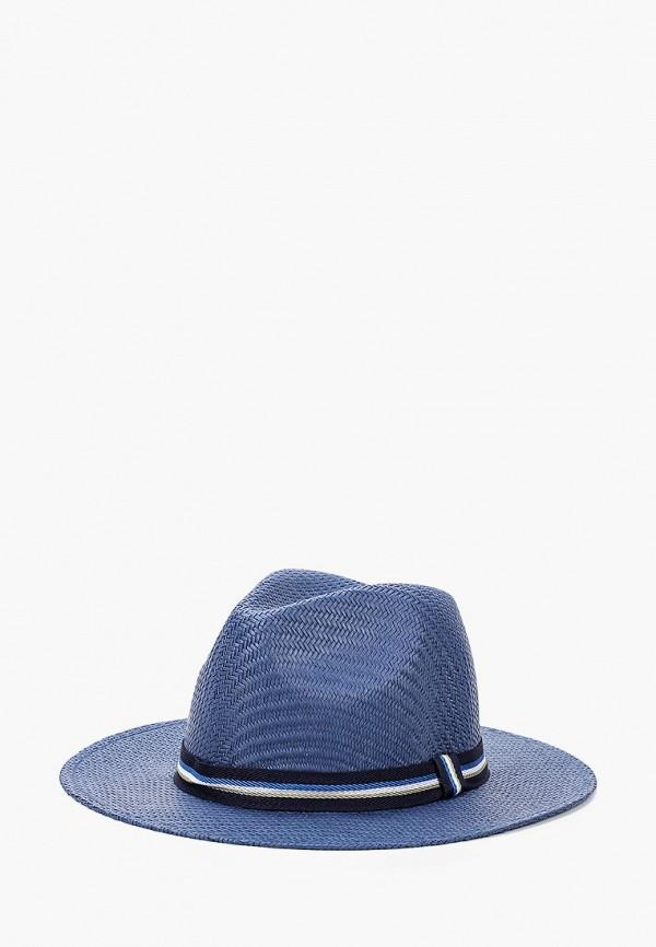 мужская шляпа henderson, синяя