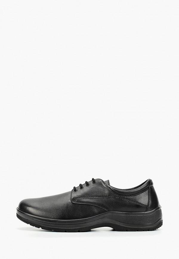 мужские ботинки ralf ringer, черные