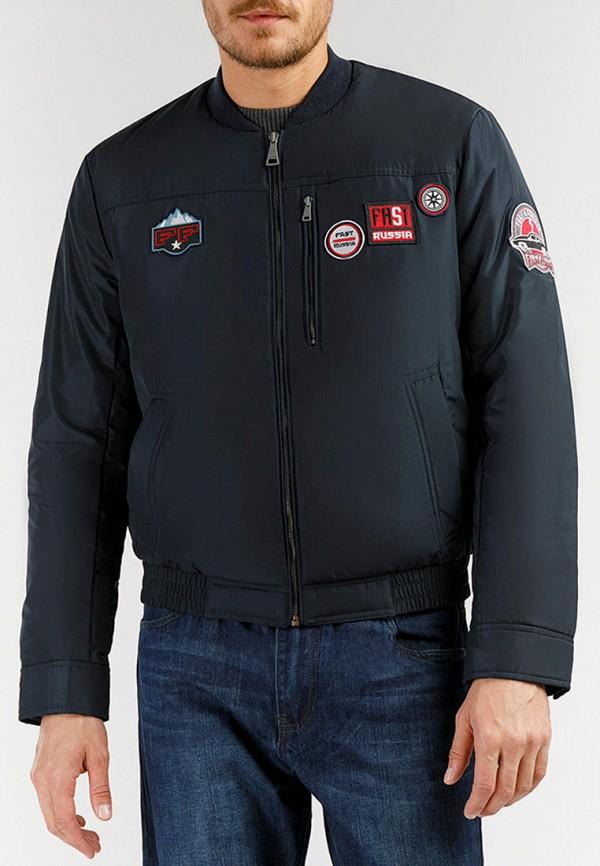 Куртка утепленная Finn Flare Форсаж Fast & Furious for. Цвет: синий