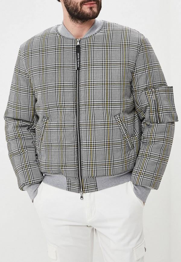 мужская куртка eniland, серая