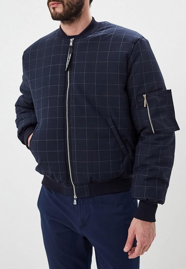 мужская куртка eniland, синяя