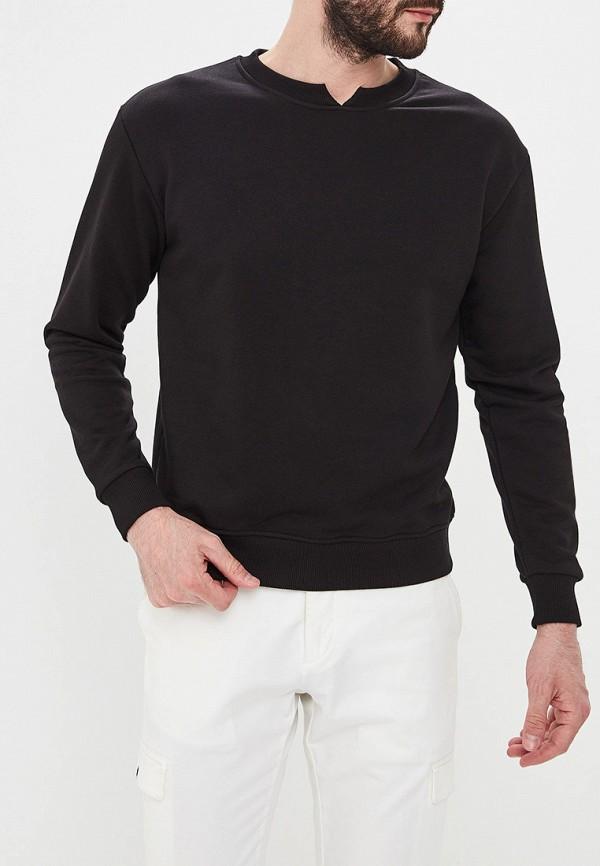 мужской свитшот eniland, черный