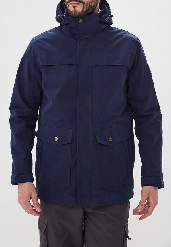 мужская куртка trespass, синяя