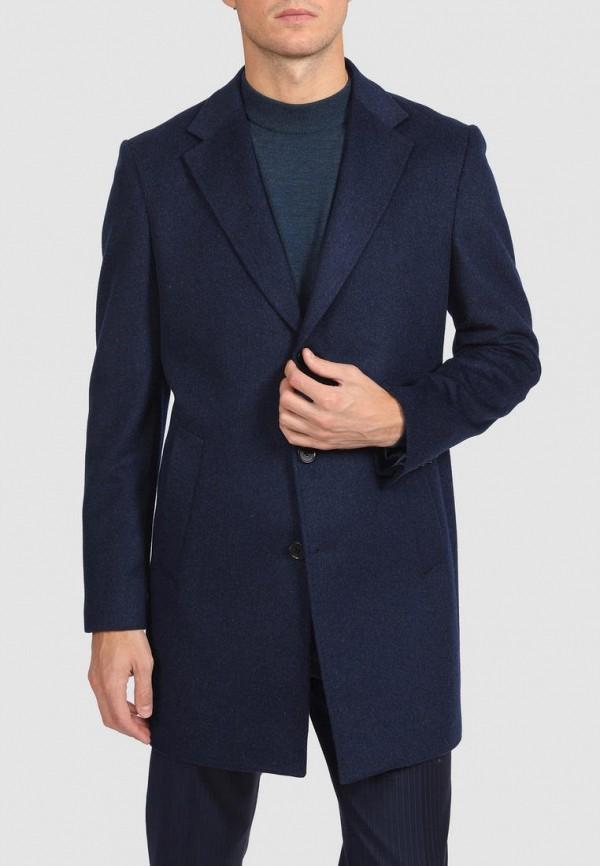 Пальто Kanzler синего цвета