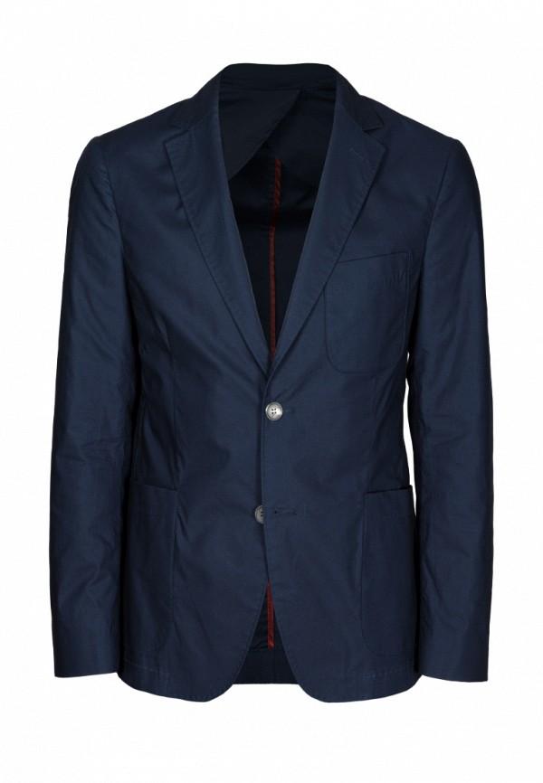 мужской пиджак freedom, синий