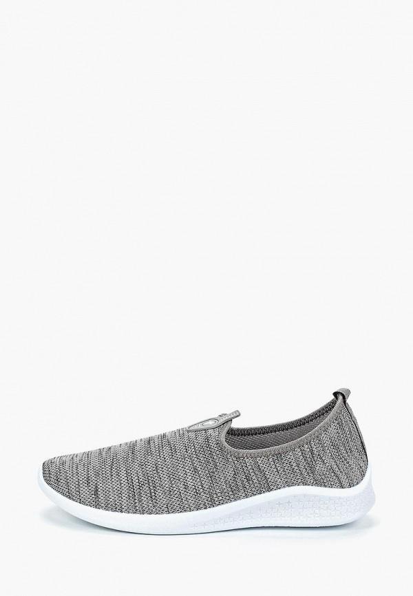 Кроссовки  серый цвета