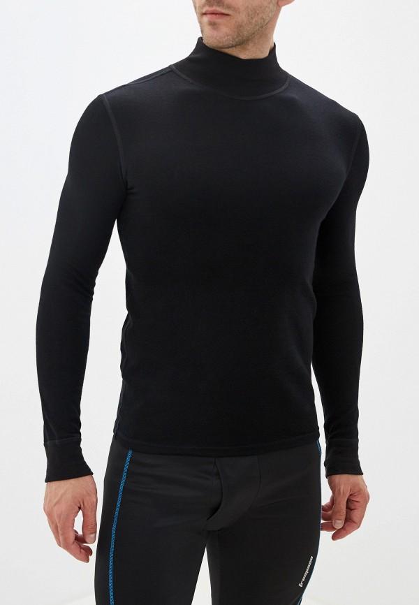 мужская водолазка guahoo, черная