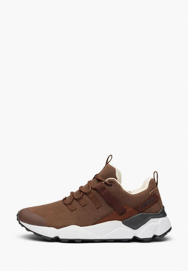 мужские кроссовки rax, коричневые