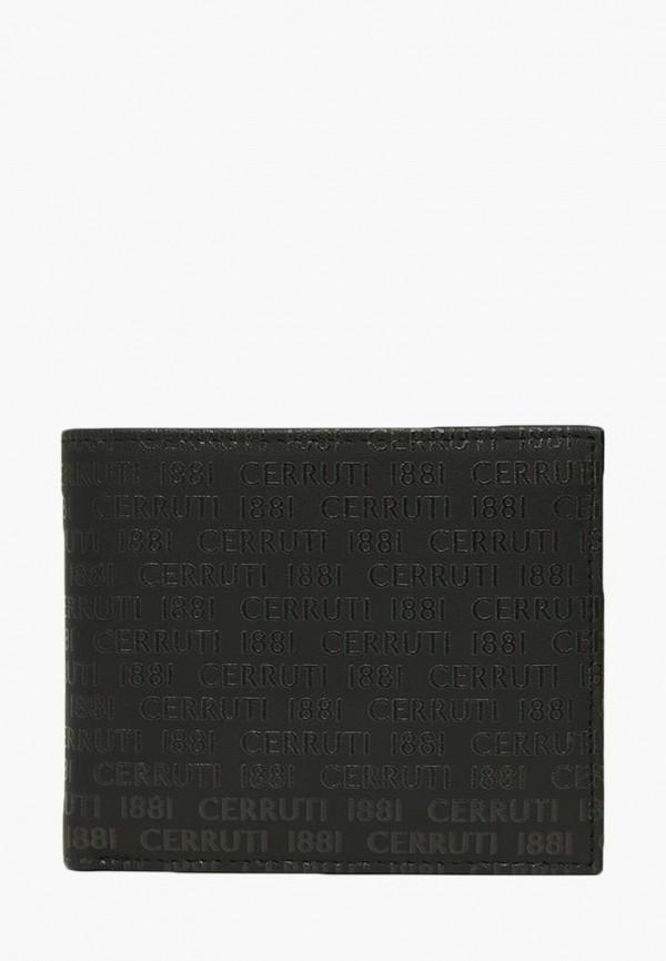 мужской кошелёк cerruti 1881, серый