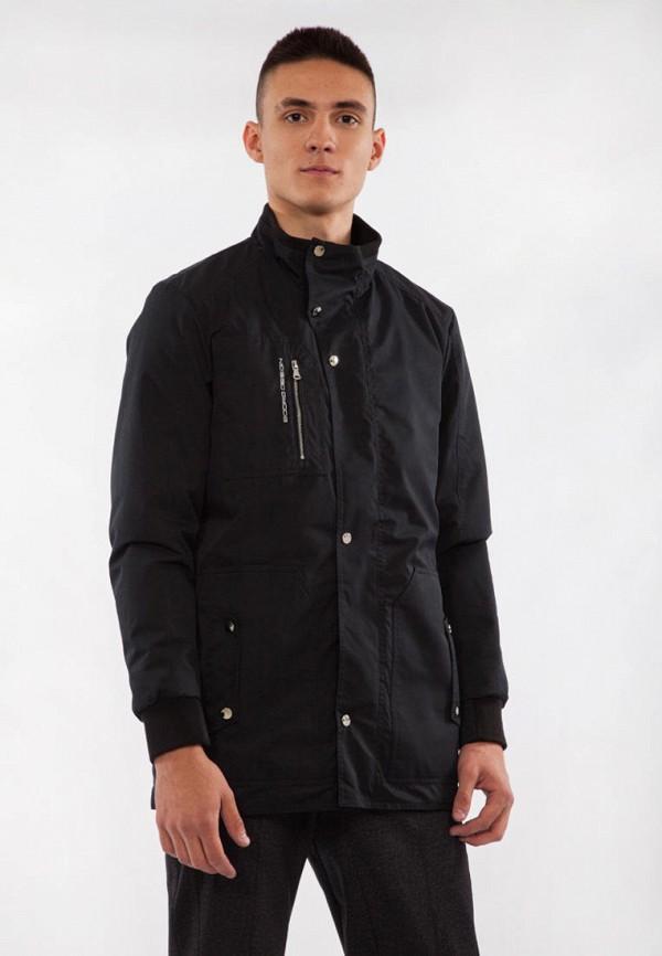 мужская куртка bodro design, черная