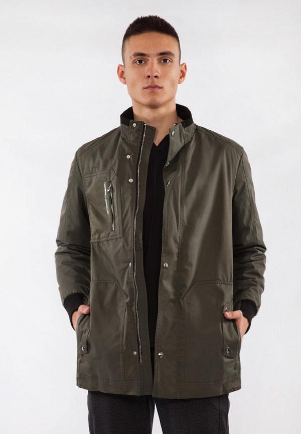 мужская куртка bodro design, хаки