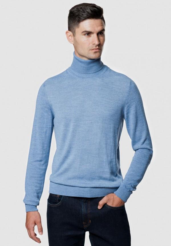 мужская водолазка arber, голубая