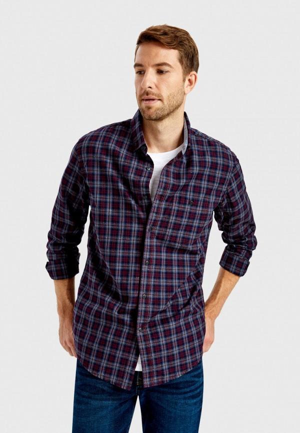 мужская рубашка с длинным рукавом o'stin, разноцветная